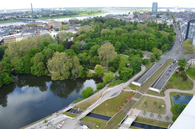You are currently viewing Kö-Bogen Tunnel, Düsseldorf