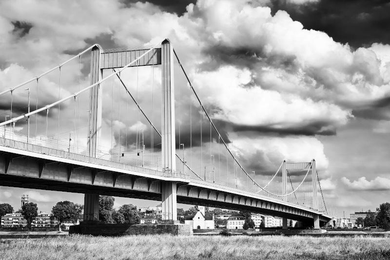 You are currently viewing Gesamtinstandsetzung Mülheimer Brücke, Köln